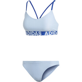 adidas BW Branded Bikini Damer, glossy blue